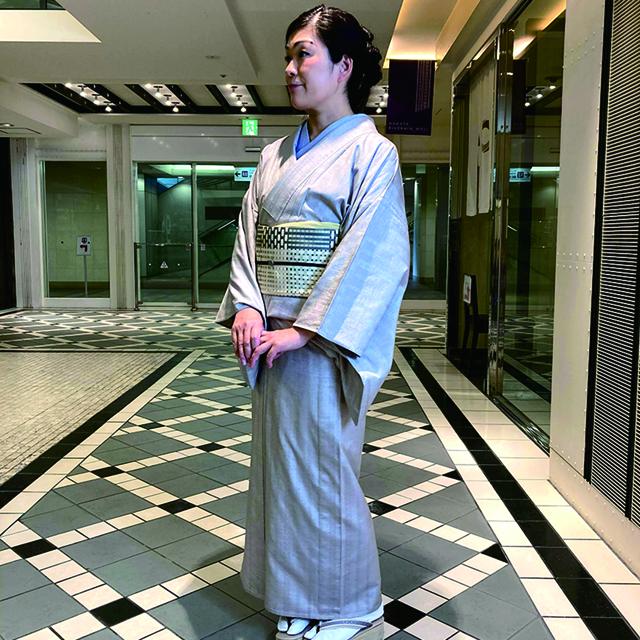 """オープニングイベント """"きもの撮影会""""開催!"""